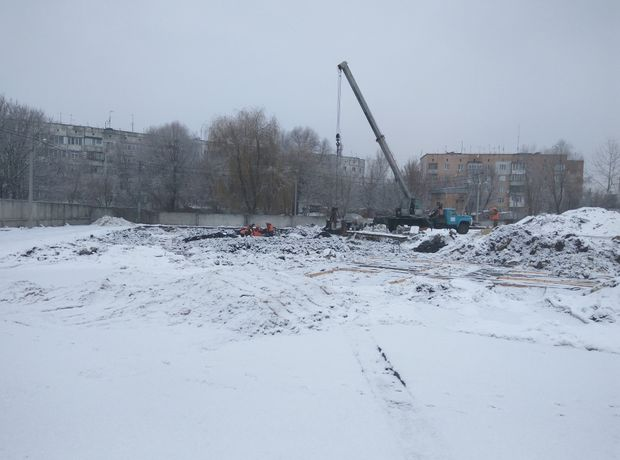 ЖК Borispol Grand ход строительства фото 57100