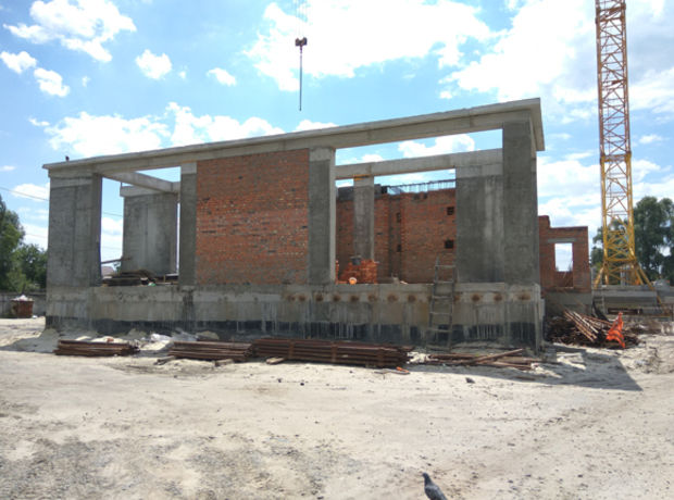 ЖК Borispol Grand ход строительства фото 71089