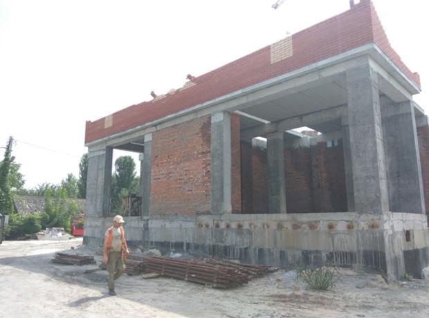 ЖК Borispol Grand ход строительства фото 73783