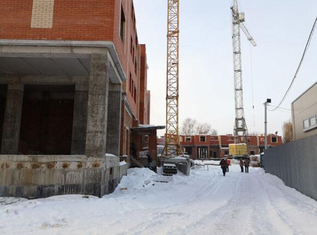 ЖК Borispol Grand ход строительства фото 90005