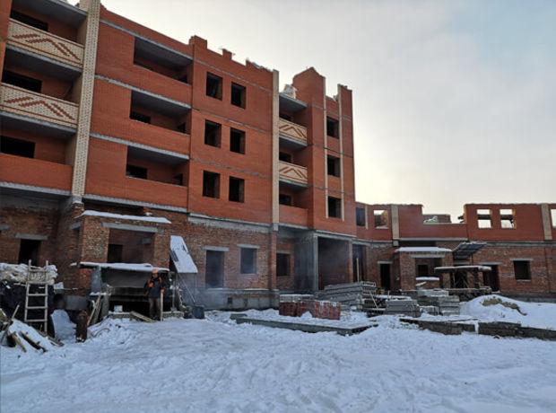 ЖК Borispol Grand ход строительства фото 90008