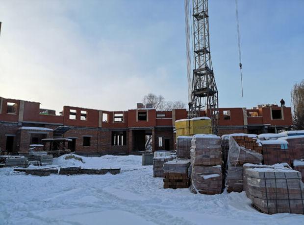 ЖК Borispol Grand ход строительства фото 90009