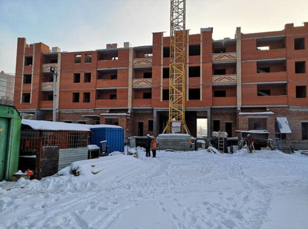 ЖК Borispol Grand ход строительства фото 90010