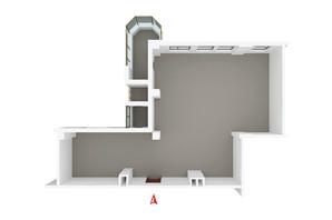 ЖК Будинок в Сокольниках: планування 2-кімнатної квартири 101.3 м²