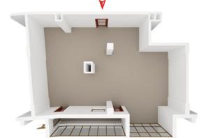ЖК Будинок в Сокольниках: планування 2-кімнатної квартири 96.8 м²
