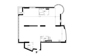 ЖК Busov Hill (Бусов Хілл): планування 4-кімнатної квартири 185.8 м²