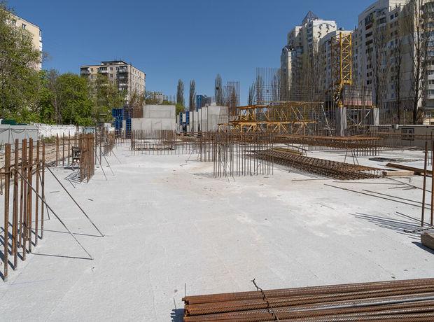 ЖК City Hub ход строительства фото 168744