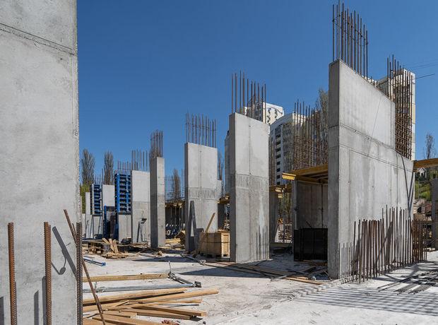 ЖК City Hub ход строительства фото 168748