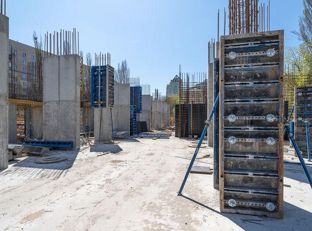 ЖК City Hub ход строительства фото 168749