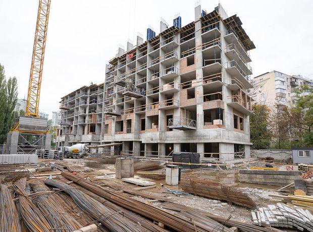 ЖК City Hub ход строительства фото 209062