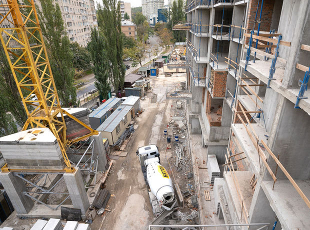 ЖК City Hub ход строительства фото 209066