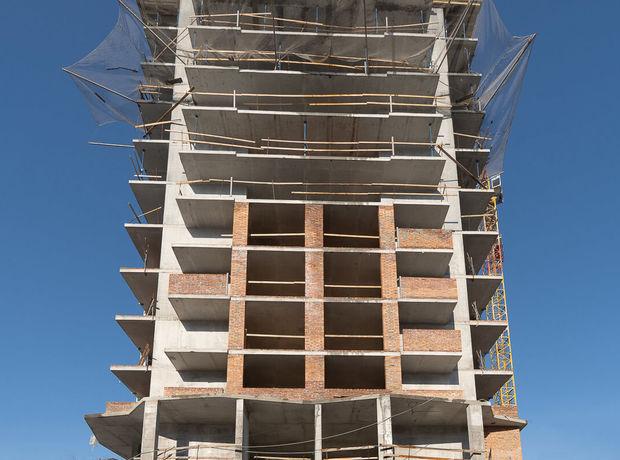 ЖК City Hub ход строительства фото 240909
