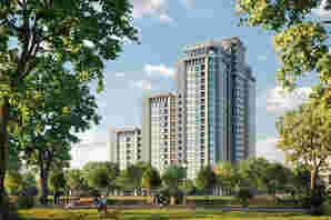 ЖК Crystal Park Tower