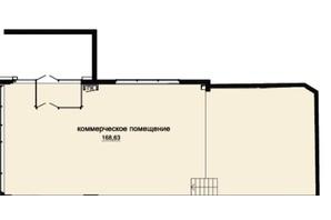 ЖК DeLight Hall: планування приміщення 168.63 м²