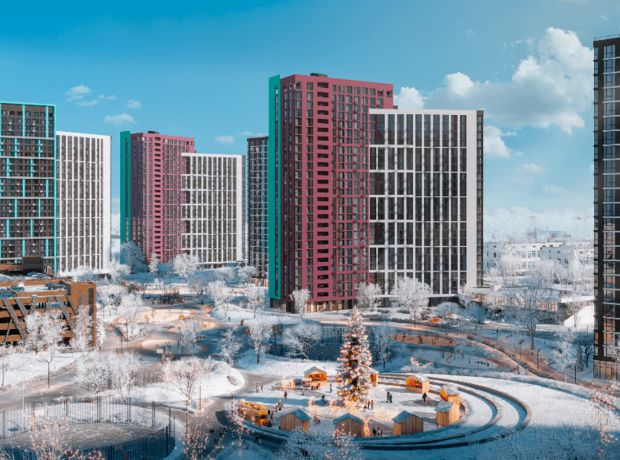 ЖК Dibrova Park  фото 215880