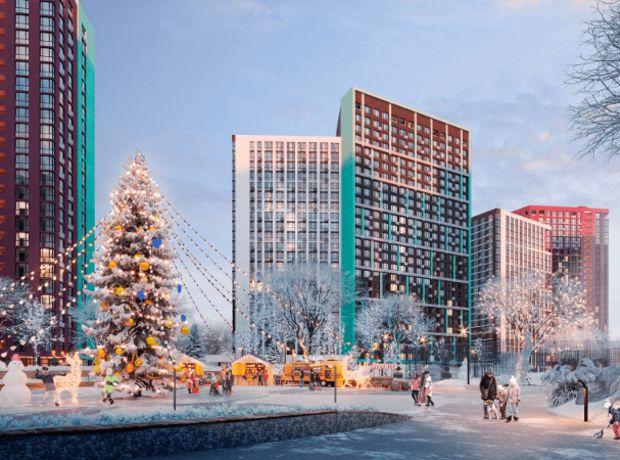 ЖК Dibrova Park  фото 215883