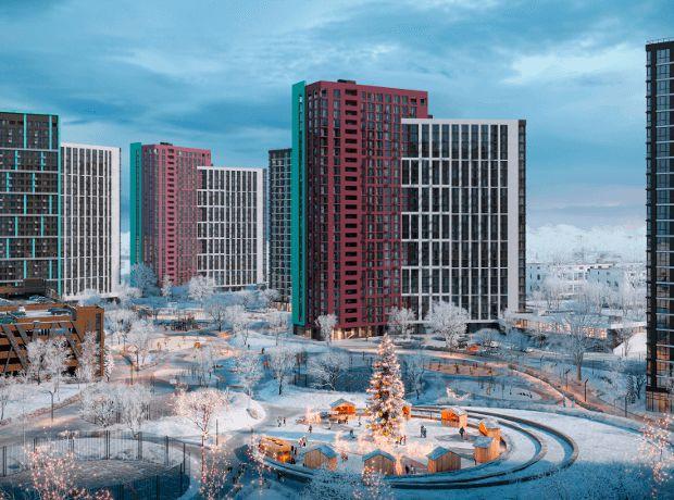 ЖК Dibrova Park  фото 215882