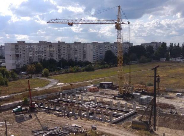 ЖК Днепровская Брама 2 ход строительства фото 128788