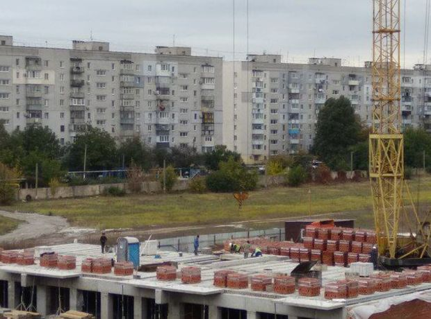 ЖК Днепровская Брама 2 ход строительства фото 128793