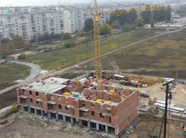 ЖК Днепровская Брама 2 ход строительства фото 128794