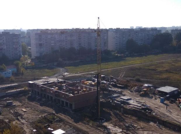ЖК Днепровская Брама 2 ход строительства фото 128800