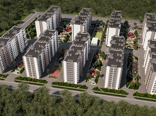 ЖК Днепровская Брама 2  фото 116395