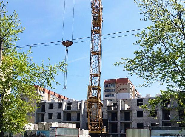 ЖК Дом на Лазурной хід будівництва фото 66386