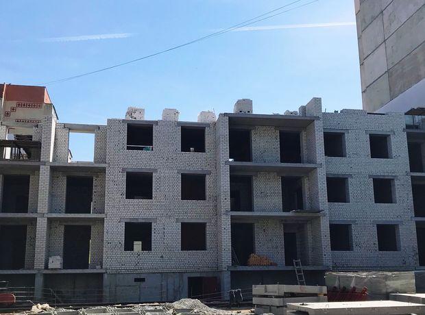 ЖК Дом на Лазурной хід будівництва фото 66387