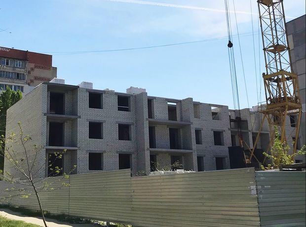 ЖК Дом на Лазурной хід будівництва фото 66388