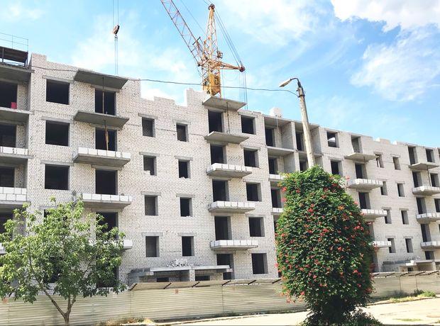 ЖК Дом на Лазурной хід будівництва фото 74880