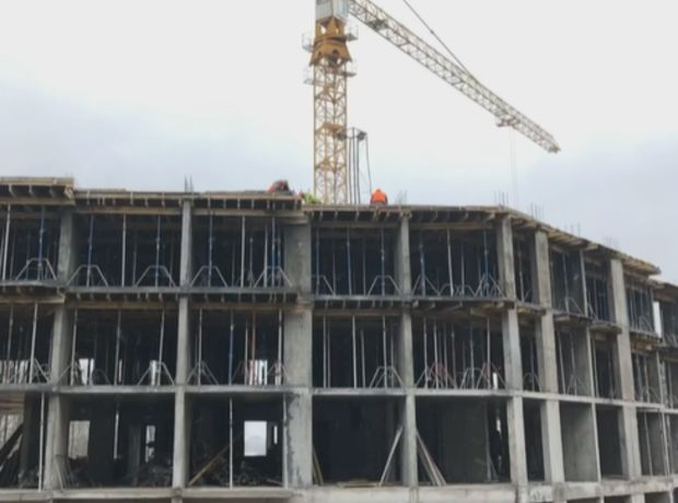 ЖК Echo Park 2 хід будівництва фото 221141