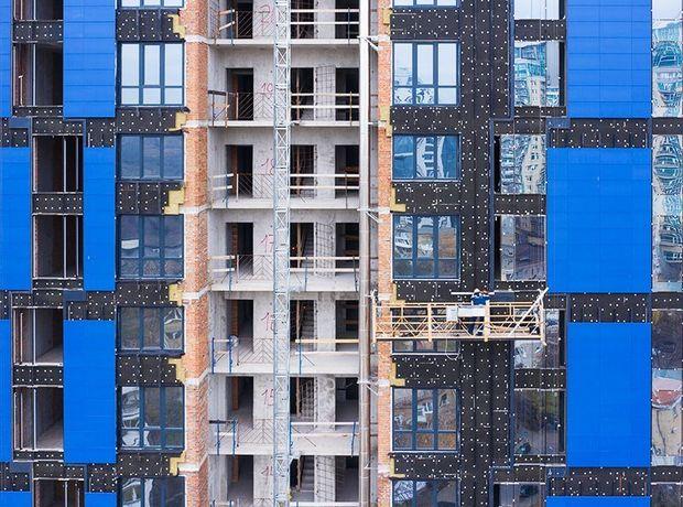 ЖК Edelweiss House хід будівництва фото 212087