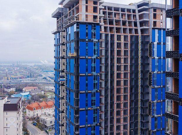 ЖК Edelweiss House хід будівництва фото 212089