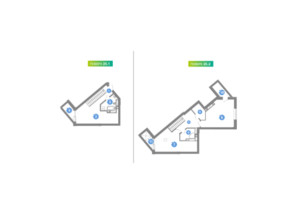 ЖК Family & Friends: планування 3-кімнатної квартири 81.1 м²