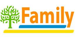 Логотип строительной компании ЖК Family
