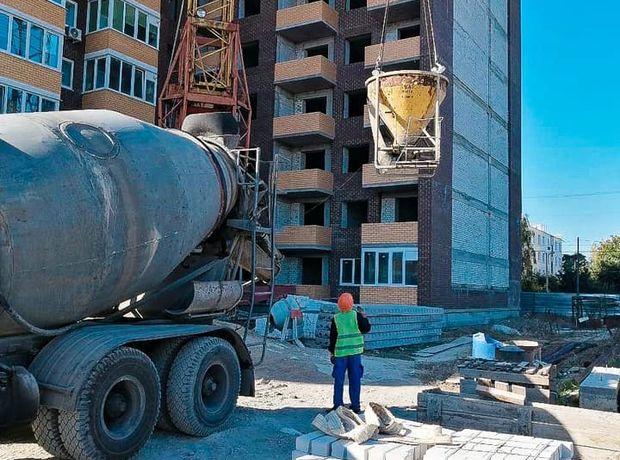 ЖК Форрест хід будівництва фото 202300