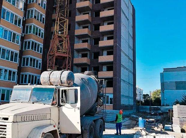 ЖК Форрест хід будівництва фото 202302