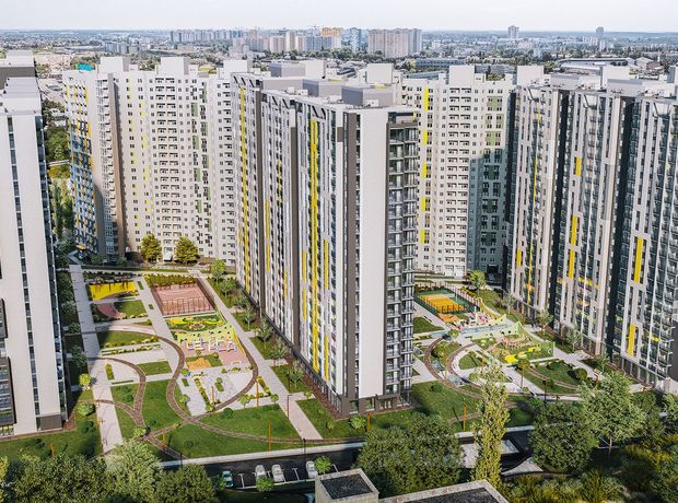 ЖК Голосеевская Долина  фото 203326