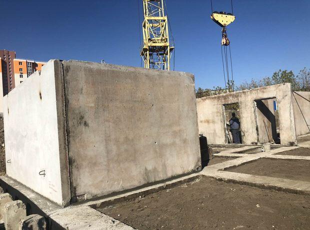 ЖК Гражданский посад ход строительства фото 125262