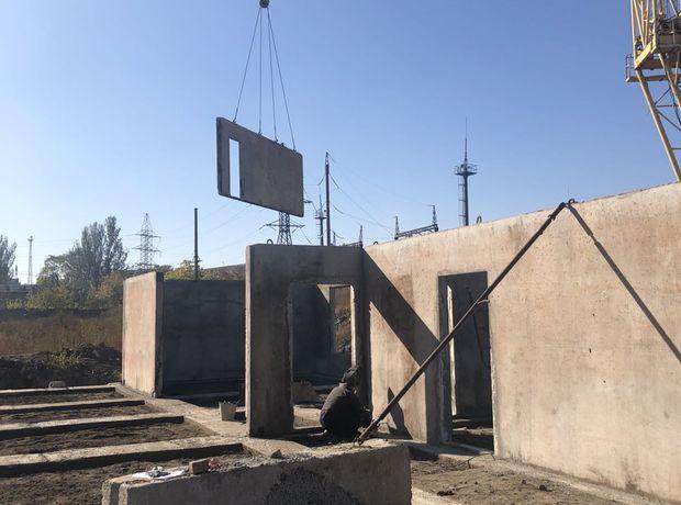 ЖК Гражданский посад ход строительства фото 125263
