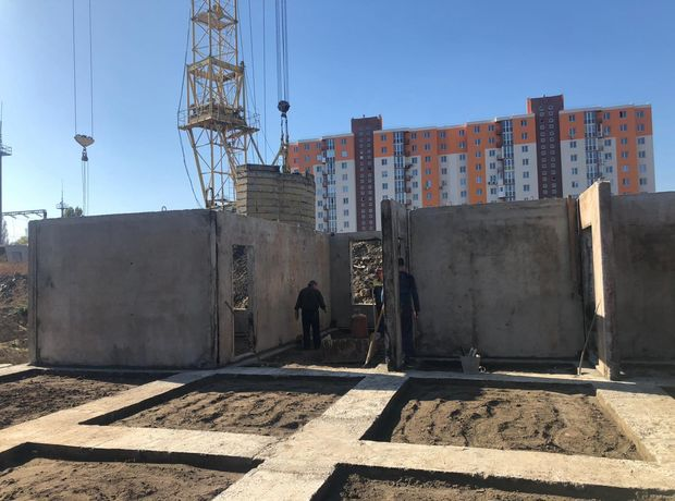 ЖК Гражданский посад ход строительства фото 125264