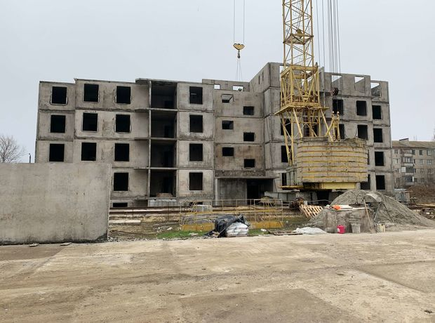 ЖК Гражданский посад ход строительства фото 221408
