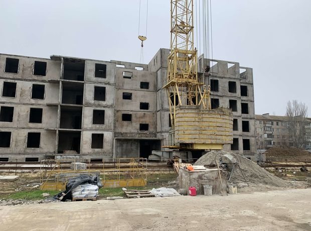 ЖК Гражданский посад ход строительства фото 221410