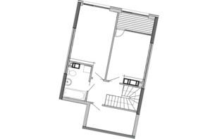 ЖК Great (Грейт): планування 2-кімнатної квартири 97 м²