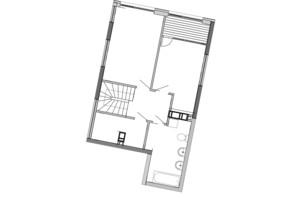 ЖК Great (Грейт): планування 2-кімнатної квартири 108.66 м²