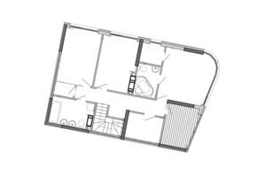 ЖК Great: планування 6-кімнатної квартири 173.5 м²