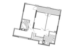 ЖК Great: планування 4-кімнатної квартири 163.4 м²
