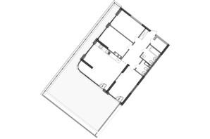 ЖК Great: планування 3-кімнатної квартири 117.79 м²