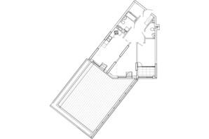 ЖК Great: планування 2-кімнатної квартири 87.11 м²