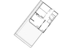 ЖК Great: планування 3-кімнатної квартири 116.52 м²